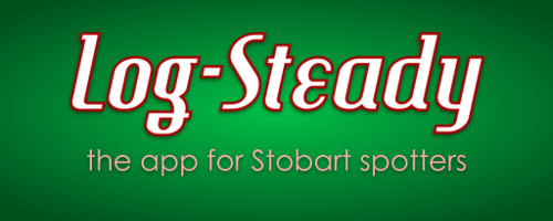 Log-Steady: the app for Stobart spotters